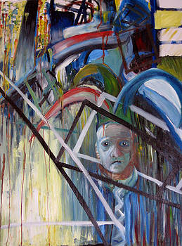 Clown Work by Brian Marcotte