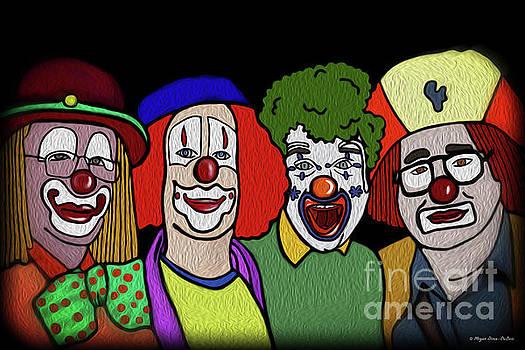 Clowns by Megan Dirsa-DuBois