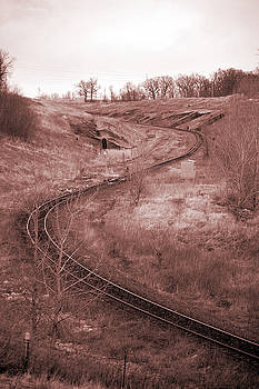 Coal Line S by Jame Hayes