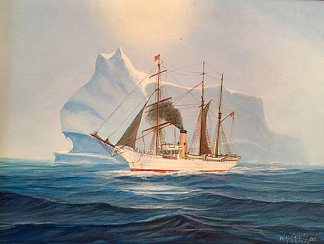 Coast Guard Cutter zBear by William H RaVell III