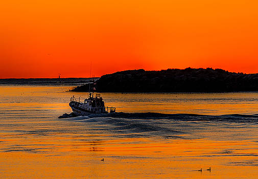 Coast Guard  by Jerry Cahill