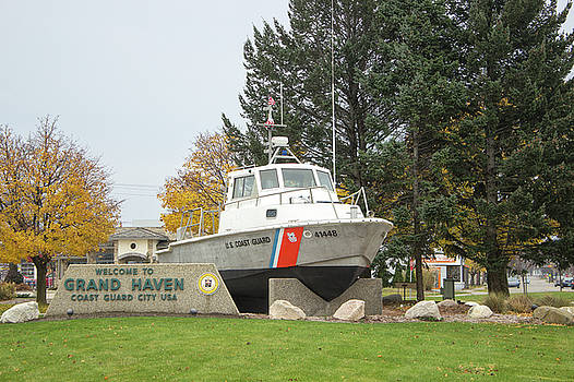 Coast Guard City USA by Tammy Chesney