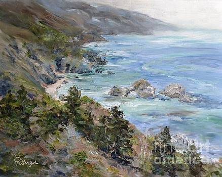 Coastal Bliss at Big Sur by Lori Pittenger