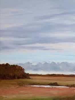 Coastal Clouds by Glenda Cason