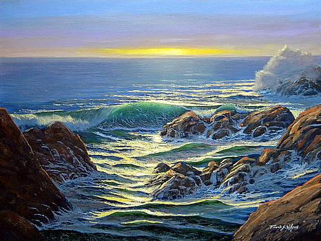 Frank Wilson - Coastal Evening