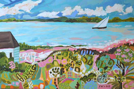 Coastal Retreat by Karen Fields