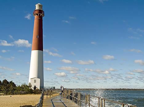 Coastline Lighthouse by Andrew Kazmierski