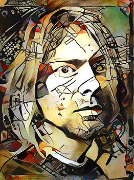 Cobain by Paul Van Scott