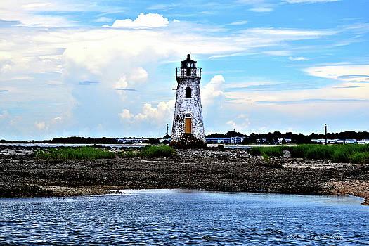 Cockspur Lighthouse by Tara Potts