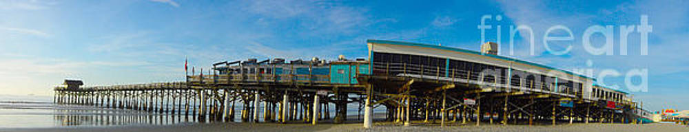 Cocoa Beach Pier by Timothy OLeary