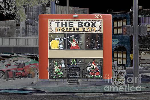 Coffee Bar in the Box by Ella Kaye Dickey