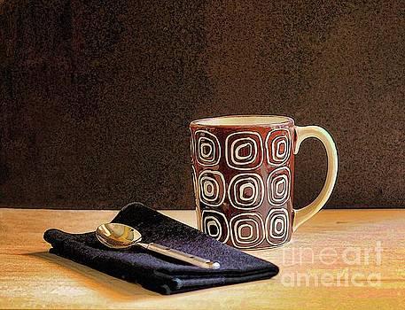 Coffee Break by Arnie Goldstein