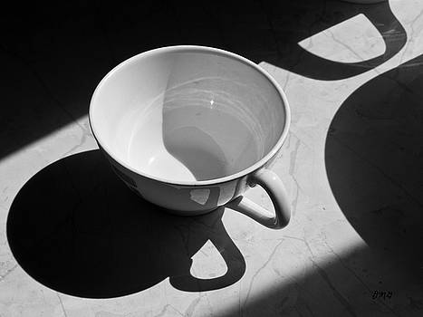 David Gordon - Coffee Cup in Light and Shadow