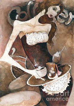 Coffee shop by Maya Manolova
