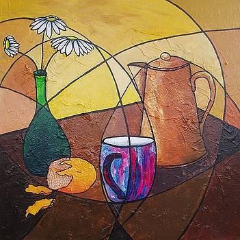Coffee Time by Carol McLagan