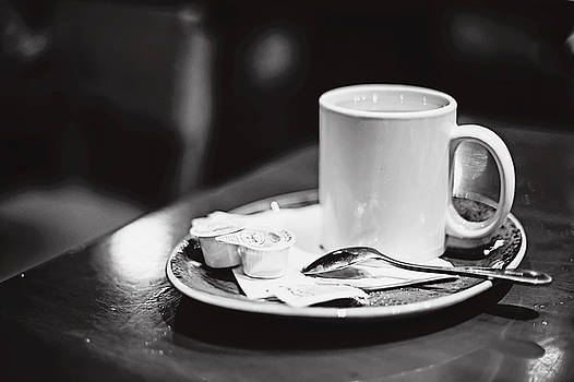 Coffee With Cream by April Reppucci