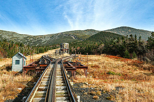 Cog Railway Switching Section by Shelle Ettelson