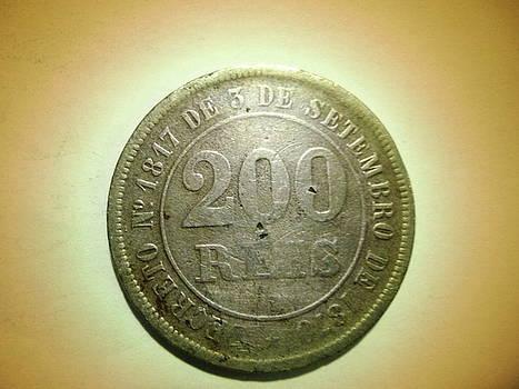 Coin Series - BRAZIL by Beto Machado