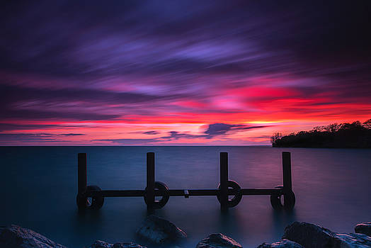 Colchester Harbour by Cale Best