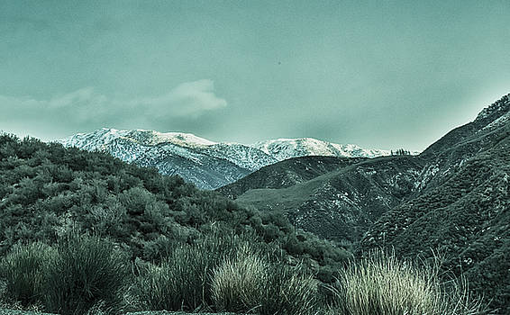 Cold In SoCal by Joseph Hollingsworth