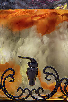 Cold Orange Drink by John Haldane
