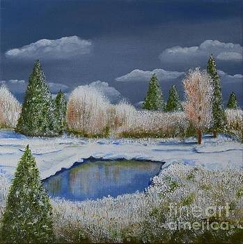 Cold Sky 1 by Melvin Turner