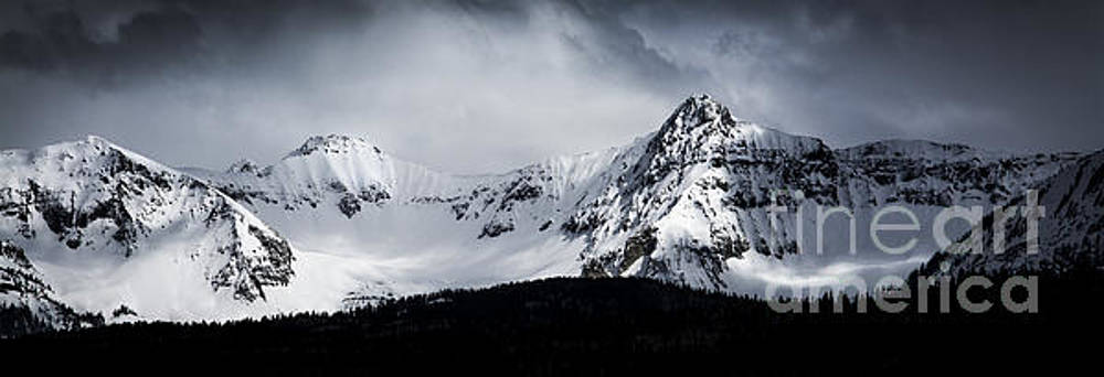Cold Spring - San Juan Mountains, Colorado by The Forests Edge Photography - Diane Sandoval