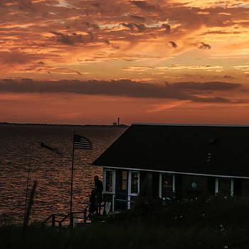 Frank Winters - Cold Storage Beach Sunset