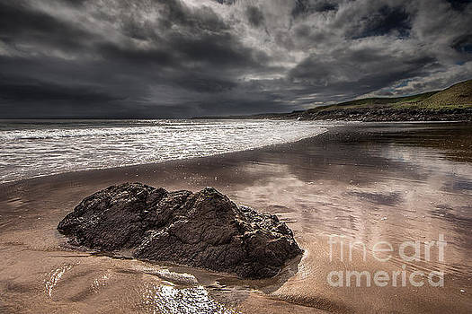 Coldingham Bay by Keith Thorburn LRPS
