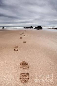 Coldingham BayA Walk on the Beach by Keith Thorburn LRPS