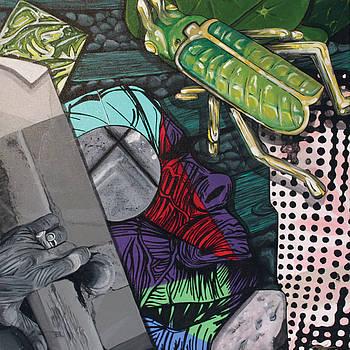 Collage by Jude Labuszewski
