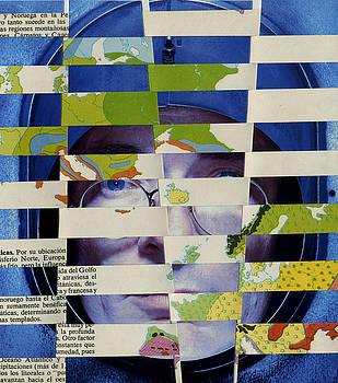 Collage Verso by Christina Knapp