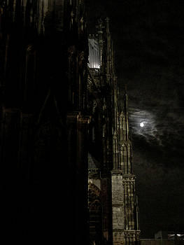 Cologne Cathedral by Fabio Giannini