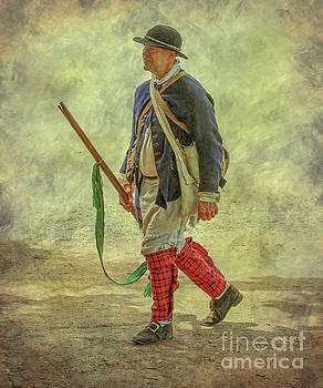 Randy Steele - Colonial Militia Scout One