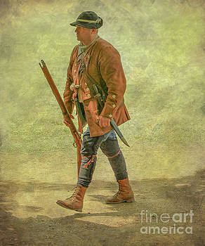 Randy Steele - Colonial Militia Scout Two