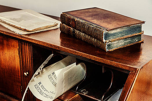 Colonial Secretary Desk by Greg Collins