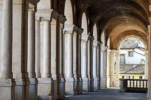 Colonnade  by Bill Mock