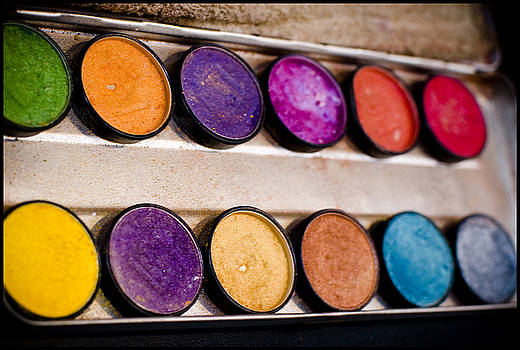 Color Box by Tina Zaknic - Xignich Photography