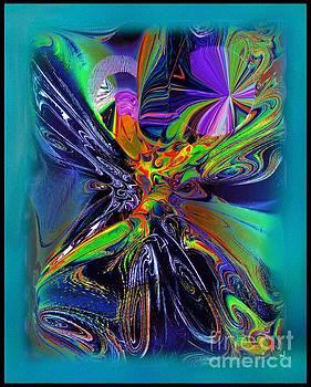 Color Burst by Yul Olaivar