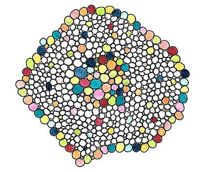 Color Cells by Jill Lenzmeier