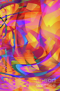 Color Chaos by John Edwards