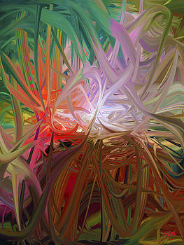 Color Jungle by Phillip Mossbarger