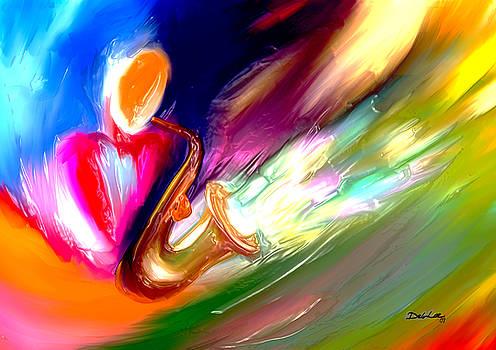 Color of Music by Deborah Lee
