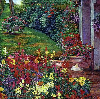 Color Palette Garden by David Lloyd Glover