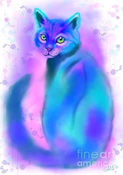 Nick Gustafson - Color Wash Cat