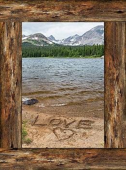 Colorado Love Window  by James BO Insogna