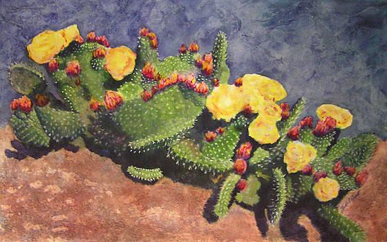 Colorado Prickly Pears by Karla Horst