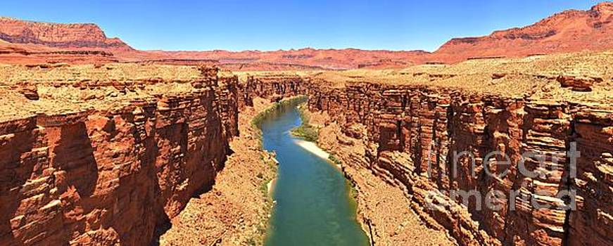Adam Jewell - Colorado River Desert Landscape