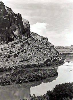 Colorado River by Juls Adams