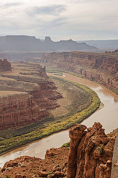Colorado River by Peter J Sucy